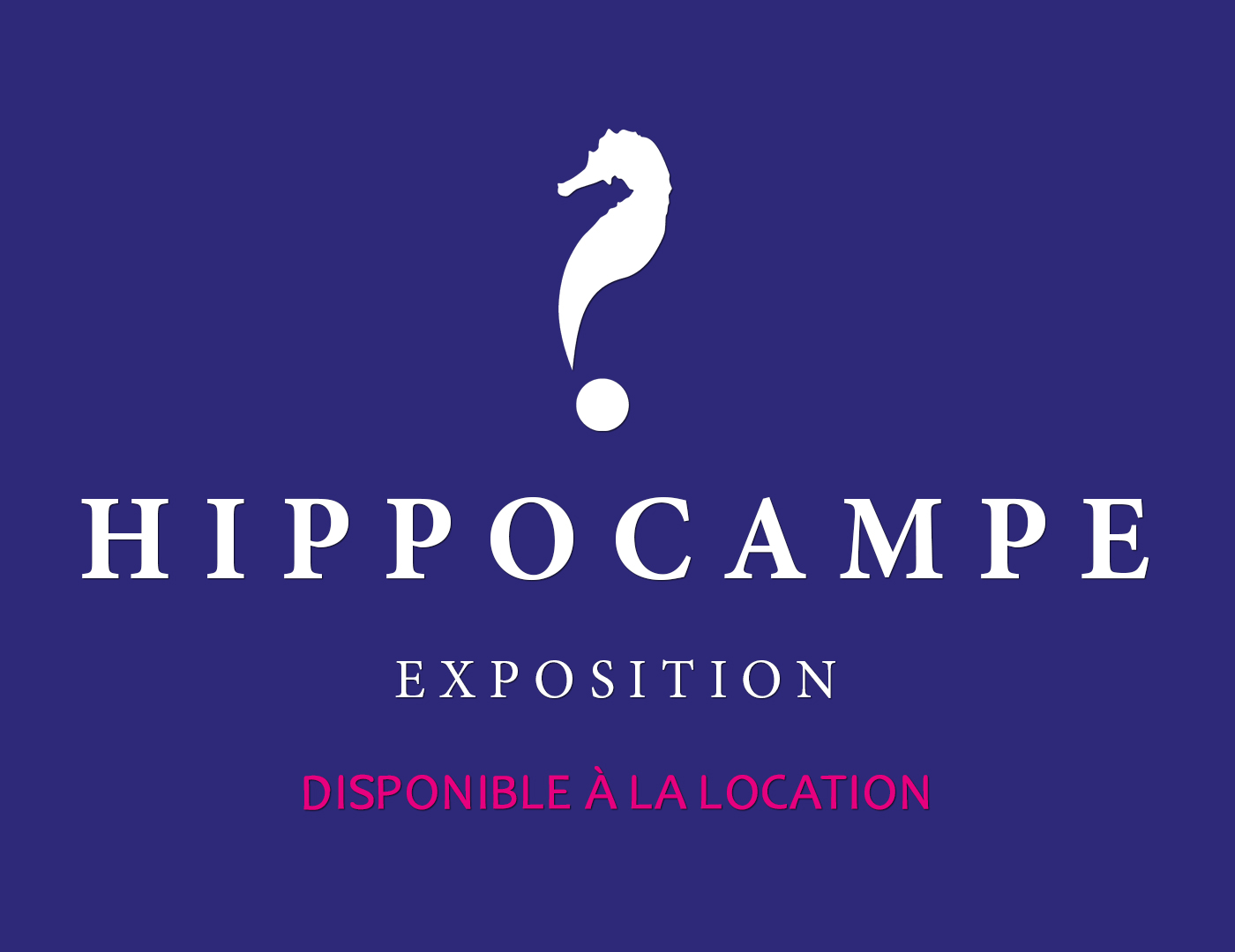 image accueil exposition hippocampe